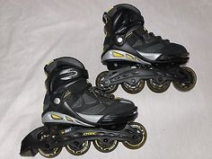 60e5dba22a74ef DBX IN LINE WOMENS ROLLERBLADES WITH ABEC 7 BEARINGS & MOTHERSHIP WHEELS  SIZE 7