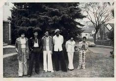 Morris Day and Prince as teens