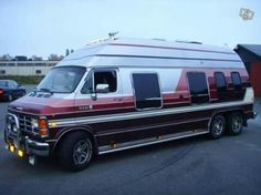 Motorhome, Dodge Ram Van, Snow Vehicles, Cool Rvs, Chevy Camaro, Chevy Vans, Chevy Nomad, 4x4 Van, Vanz