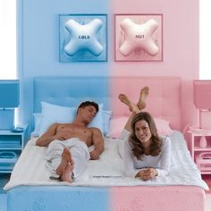Fancy - ChiliPad Cooling/Heating Mattress Pad... LA SOLUCION!!!