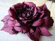 Tutoriales flores de tela