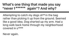 These people never looked back. #funny #WTF #lol #wow #dogs