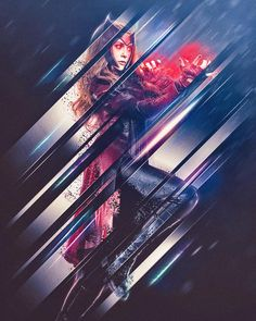 Wanda Maximoff by masaolab on DeviantArt