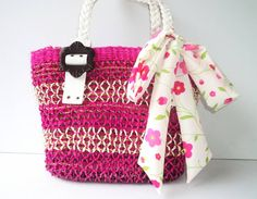 Native Bag Kenya Roze