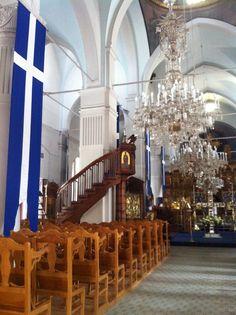 Great church in Nicosia old town