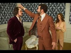 AMERICAN HUSTLE   Nominiert für 10 Oscars   Jetzt im Kino   Trailer 2 - neu im Kino/ new in german cinema -> http://motion-picture-maniacs.tumblr.com/post/76552416944/kinostarts-der-woche-american-hustle-winters