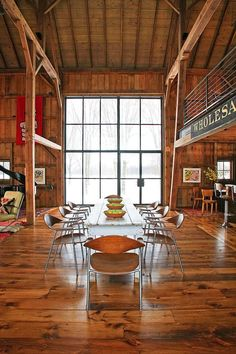 Old barn breathes new life by Northworks Architects and Planners