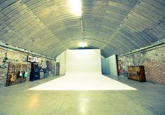 Industrial-style #studio for hire – Motel Studios – London
