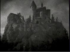 starrywisdomsect: Dracula directed by Tod Browning,. Vampire Castle, Dracula Castle, Dracula Film, Bram Stoker's Dracula, Gothic Castle, Dark Castle, Browning, Castle Movie, Castle Tattoo