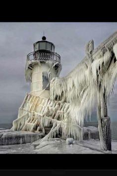 Maine ice storm