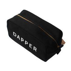 Dapper Travel Wash Bag