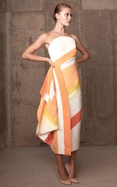 Shop the Rosie Assoulin trunkshow at Moda Operandi