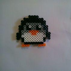 Penguin perler beads by hannah_bunny