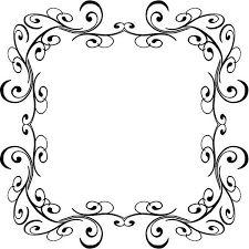 Resultado de imagen de calligraphy swirls