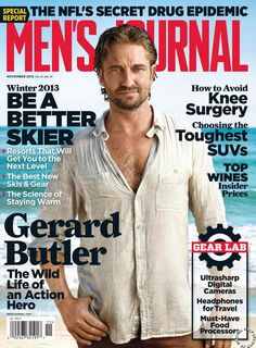 Men's Journal - Nov. 2012