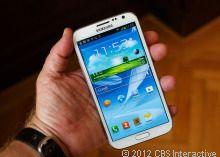 The Galaxy Note 2 debuts at IFA 2012
