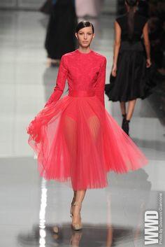 womensweardaily:    Christian Dior RTW Fall 2012