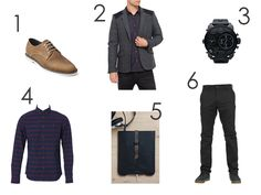 Casual Friday – Office Wear For Men Simplified. See more at http://peterzafiris.com/2013/07/12/office-wear-for-men/