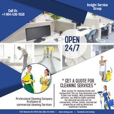 oneISG is among the best commercial cleaning companies that offers top notch commercial cleaning services in Virginia. Commercial Cleaning Company, Cleaning Companies, Want Quotes, Construction Cleaning, Medical Dental, Best Commercials, Janitorial, Professional Cleaning, School S