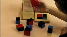 Math - Binomial Cube Presentation | Eric Johnson YouTube (This is a great channel if you subscribe to youtube channels - there is a lot of curriculum videos as well)