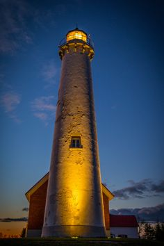 East Tawas #Lighthouse - #Michigan http://dennisharper.lnf.com/