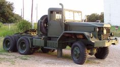 M-818 Truck, Tractor, 5 Ton, 6x6,