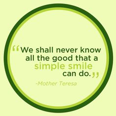 It's the simple things that make a difference. #drinkkarma #smile
