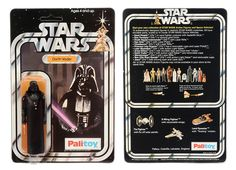 <strong>Palitoy/General Mills Star Wars Return of the Jedi Tri-logo Darth Vader</strong>