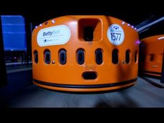 """Meet BettyBot - High-Speed Robots Run Massive """"Human Exclusion Zone"""" Warehouses - The Window -Wired - YouTube"""