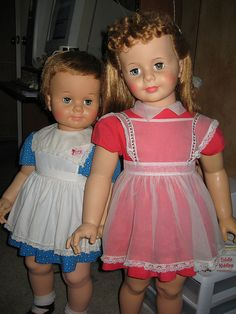 patty playpal dools | Patti PlayPal dolls...1959 & 60 | Flickr - Photo Sharing!