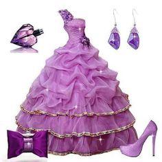 Precious purple