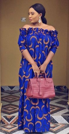 African design dresses The Vintage Jewelry Designer Florenza The Dan Kasoff Company first began to p Short African Dresses, Latest African Fashion Dresses, African Print Dresses, Latest Fashion, Ankara Dress Styles, Ankara Gowns, Fashion Trends, African Print Dress Designs, Ankara Designs