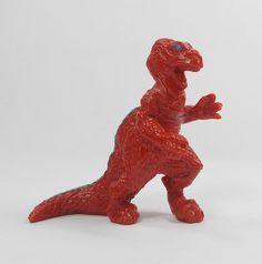 Monster In My Pocket - Series 6 Dinosaurs - 160 Teratosaurus - Toy Figure