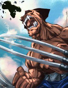 Wolverine vs Hulk by J.K. Conlin *