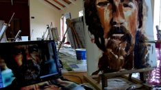 Portrait Painting for Dummies Video 2 - YouTube