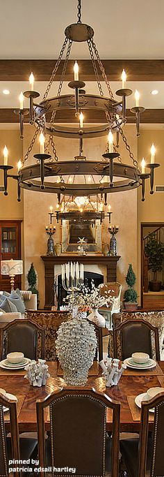Mediterranean Interiors mediterranean/tuscan/old world decor | favorite tuscan interiors