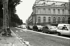 Traffic in Paris at dusk Artistic Photography, Fine Art Photography, Dusk, My Arts, Street View, Paris, Art Photography, Montmartre Paris, Paris France