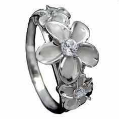 925 Silver Rhodium Three Plumeria Ring Size 5 Hawaiian Silver Jewelry,http://www.amazon.com/dp/B005FO1VNG/ref=cm_sw_r_pi_dp_Tnz-sb01MCHZSJ18