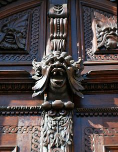 Door Gargoyle 1 - Prague Sept 12 | Flickr - Photo Sharing!
