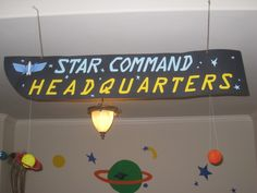 Put this on the on-call office door to go with Toy Story theme.
