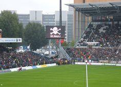 Millerntor stadion. FC St. Pauli