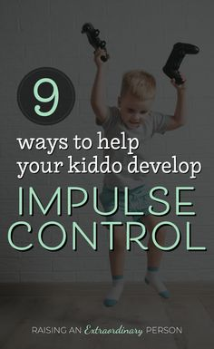 Children with ADHD usually struggle with impulse control but any child could have difficulty with this skill. Learn 9 simple ways you can help your child learn to be less impulsive. Play Based Learning, Learning Through Play, Kids Learning, Adhd And Autism, Adhd Kids, Autistic Children, Social Emotional Learning, Teaching Emotions, Social Skills