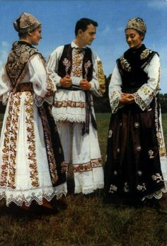 Croatia hmmm my late grandparents were ethnic Croatian i wonder if they ever wore these?