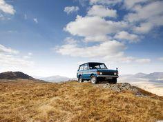 Majestic 1970 Range Rover