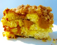Mystery Lovers' Kitchen: Welcome Linda Wiken! @kristadavisbook #recipe Streusel mango cake