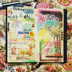 Week 46 in review, 2015. #midori #travelersnotebook #travelersnote #midoritravelersnotebook #bluemidori #midoriaddicted #weekly #weeklylayout #layout #journaling #journal #dailynote #weeklynotebook #diary #weeks #notes #notebook #notebooks #notebookinserts #writing #writeitdown #documenting #documentinglife #paper #paperaddict