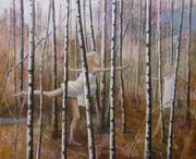 Lars Løken - kunstner - maleri - grafikk Scandinavian Art, Texture, Wood, Crafts, Painting, Home Decor, Surface Finish, Manualidades, Decoration Home