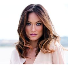 Smartologie Olivia Wilde for Avon 'Today Tomorrow Always Amour' 2013... ❤ liked on Polyvore featuring olivia wilde, people, avon and faces
