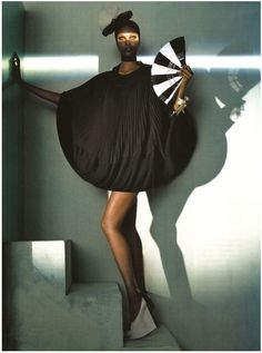 Italian Vogue - one of my fav fashion shots I've seen this year