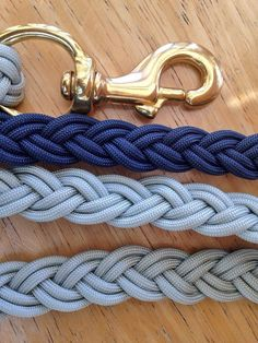 Maine Nautical Knot 6 foot Dog Leash #DogAccessories